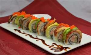 BLACK DRAGON ROLL 1